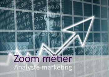 métier analyste marketing