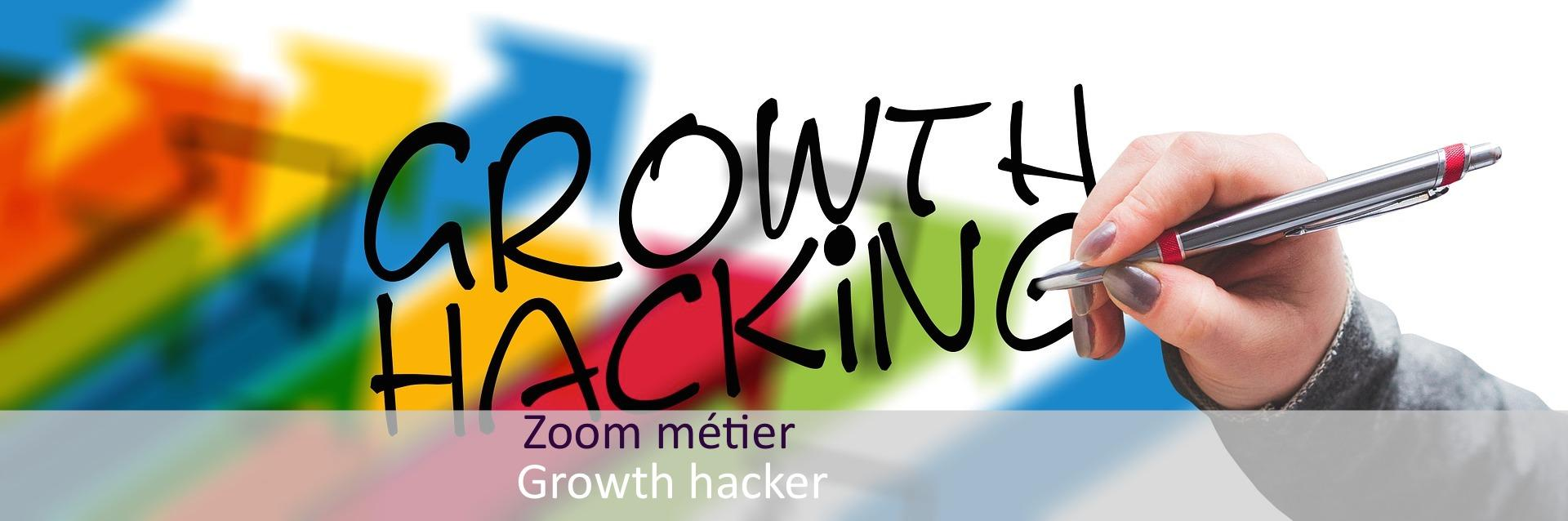 zoom métier growth hacker