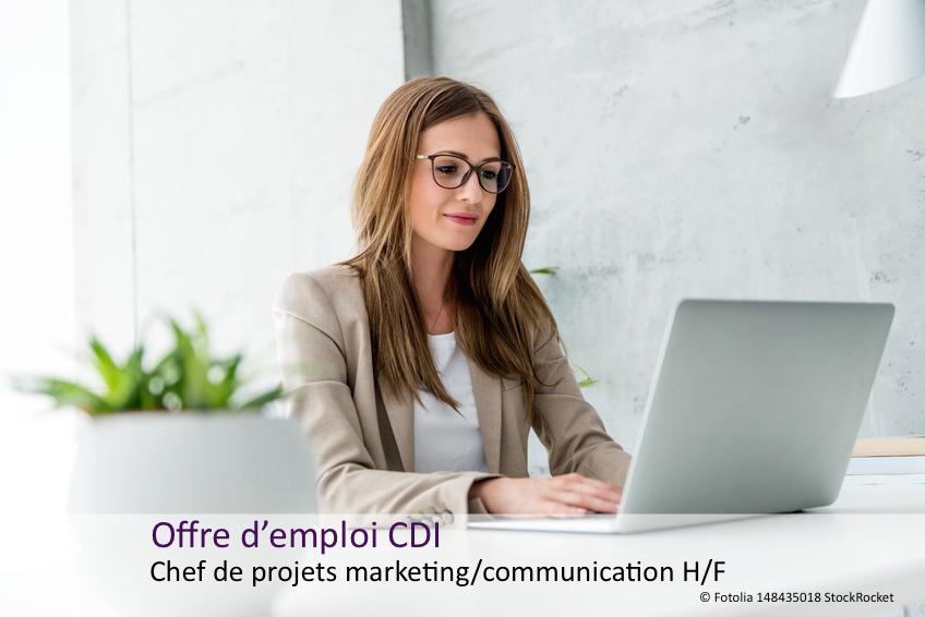 Les offres d 39 emploi recrutement marketing image de for Offre d emploi chef de cuisine