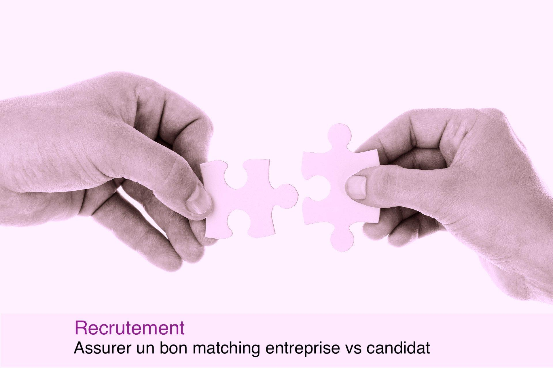 matching enterprise candidat