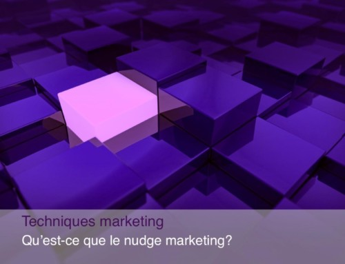 Qu'est-ce que le nudge marketing?